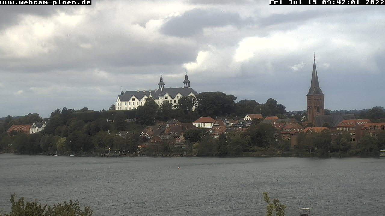 Webcam Plön
